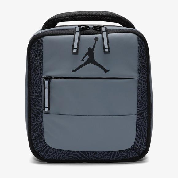 Nike AIR JORDAN Insulated Lunch Box Tote Bag 83e184874c224